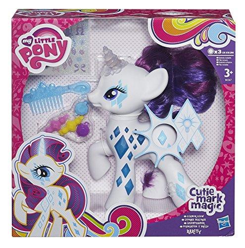 My Little Pony - B0367eu60 - Rarity Licorne Magique - 19 Cm