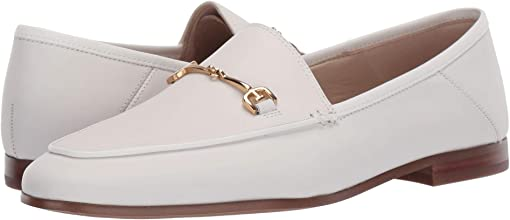 Bright White Modena Calf Leather 2