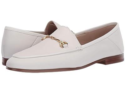 Sam Edelman Loraine Loafer (Bright White Modena Calf Leather 2) Women