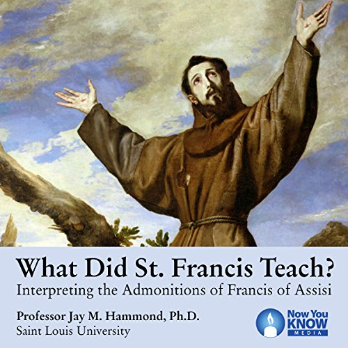 What Did St. Francis Teach? copertina