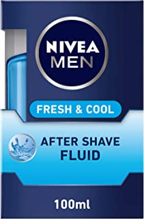 NIVEA, MEN, After Shave Fluid, Fresh & Cool, 100ml