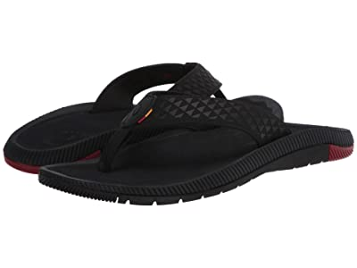 OluKai Halo (Black/Dark Shadow) Men