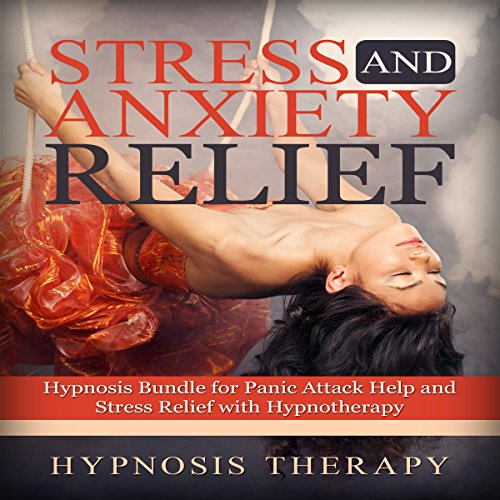Stress and Anxiety Relief audiobook cover art