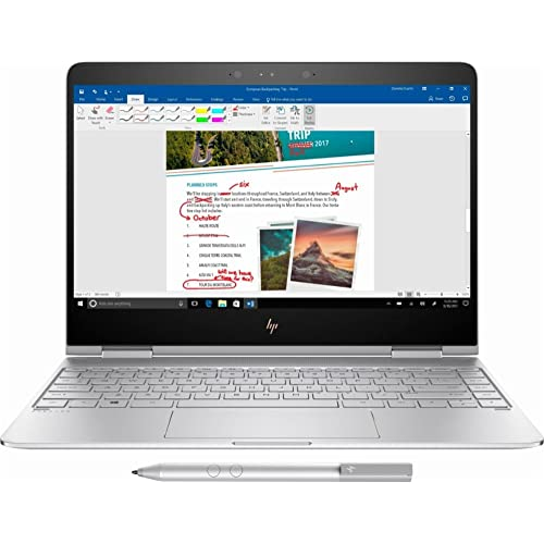 HP Spectre x360 - 13t Stylus(7th Gen. Intel i7-7500U, FHD