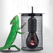 NJ-09 Metalen Ronde Reptiel Verwarming Lamp Guard Pet Scald Preventie Anti-Scald Lamp Covers Huisdier Bescherming Lampenka...