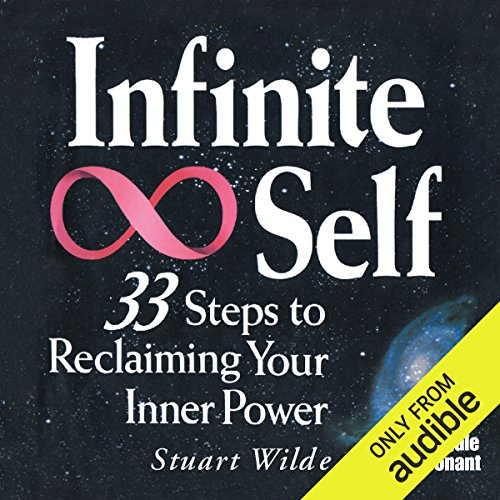 Infinite Self audiobook cover art