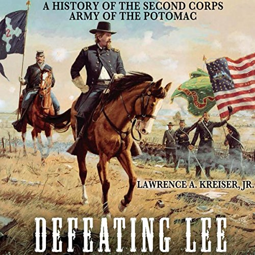 Defeating Lee audiobook cover art