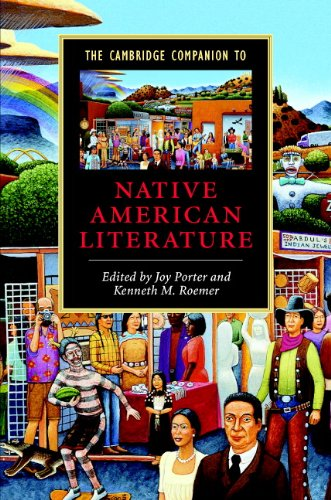 The Cambridge Companion to Native American Literature (Cambridge Companions to Literature) (English Edition)