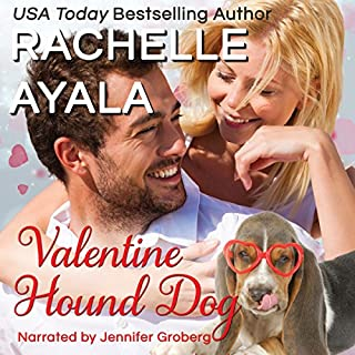 Valentine Hound Dog: The Hart Family cover art