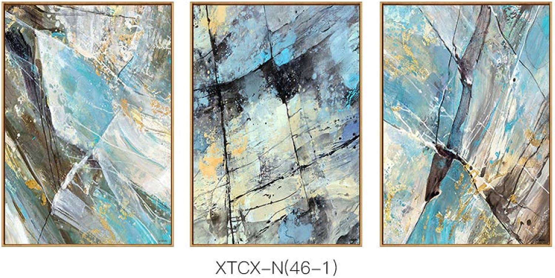 diseños exclusivos DEE Decoración de la Parojo - tríptico Abstracto, Abstracto, Abstracto, Pintura Decorativa Moderna Simple, Parojo de la Oficina del Estudio de la Sala de EEstrella, Pintura Colgante, Pintura enmarcada  ahorra hasta un 80%