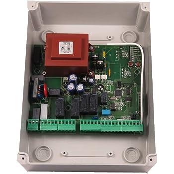 Seav LRS 2212 New centralita electrónica para Puerta corredera y batiente: Amazon.es: Electrónica