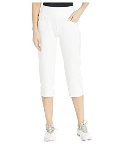 PUMA Golf PWRSHAPE Capris (Bright White) Women