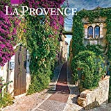 La Provence 2020 12 x 12 Inch Monthly Square Wall Calendar, Scenic Travel Europe France (English, Spanish and French Edition)