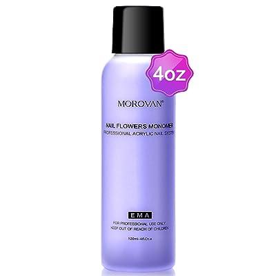 Acrylic Liquid Monomer Acrylic Nail Liquid 4 OZ.