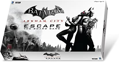 Batman Arkham City Escape Board Game
