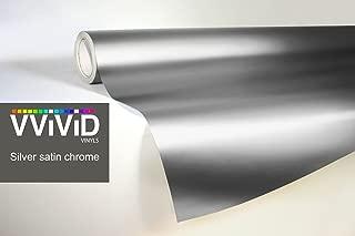 Best satin chrome car wrap Reviews