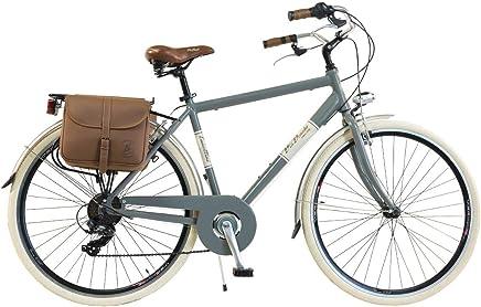 Amazonit Bicicletta Uomo Bianchi