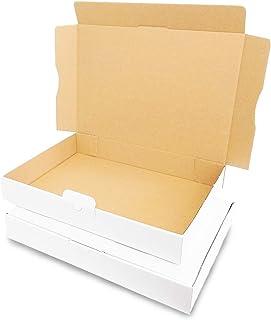 """250 14/""""x20/"""" bianco spedizione dura mailing borse Postale Posta"""