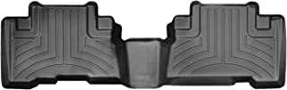WeatherTech Custom Fit Rear FloorLiner for Toyota FJ Cruiser, Black - 443112