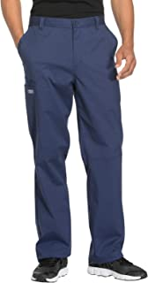 Cherokee Workwear Core Stretch Mens Fly Front Scrub Pant