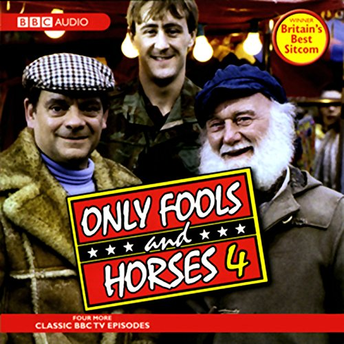 Only Fools and Horses 4 audiobook cover art