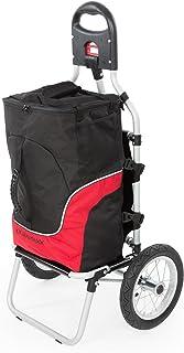 comprar comparacion DURAMAXX Carry - Carrito Remolque para Bicicleta, Carga hasta 20 kg, Bolso Desmontable con Cremallera, Neumáticos de 12 Pu...