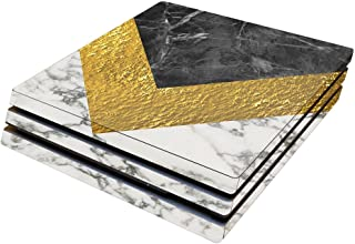 MightySkins Skin Compatible with Sony PS4 Pro Console - Modern Marble | Protective, Durable, and Unique Vinyl Decal wrap Cover | Easy to Apply, Remove, and Change Styles | Made in The USA