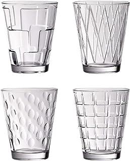 Villeroy & Boch 11-3620-8152 Dressed Up Gobelet à eau, 0.31 liters, Transparent