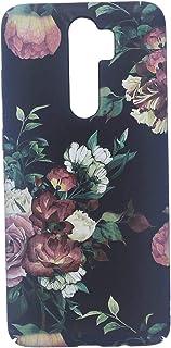 جراب خلفي قوي سليم للحماية تصميم زهور لشاومي ريدمي نوت 8 برو من بوتر - متعدد الالوان