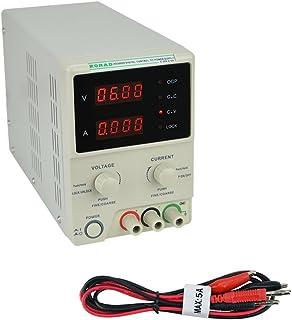 KORAD KD3005D – Precision Variable Adjustable 30V, 5A DC Linear Power Supply..