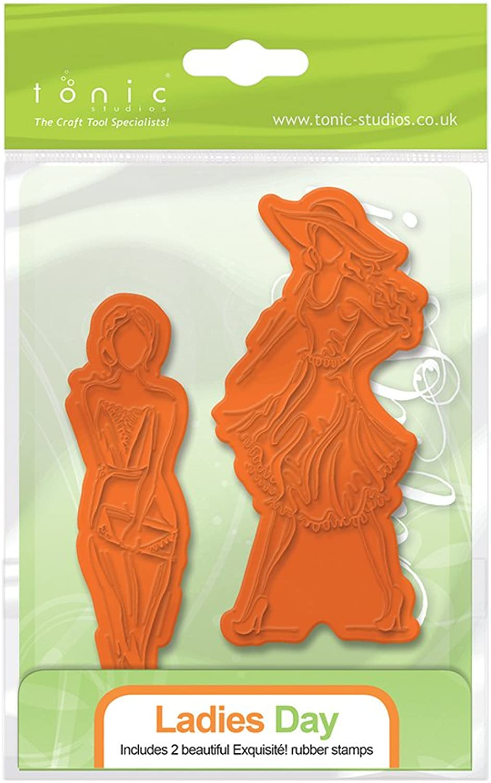 Tonic Studios Stempel der Exquisite-Serie – Frauentag, Frauentag, Frauentag, Rubber, Orange 11.5x5.5x0.4 cm B016BQ41WE | Erschwinglich  552416