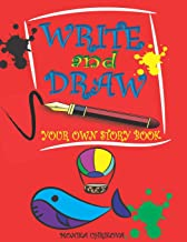 Write and Draw Your Own Story Book