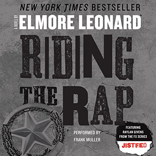 Riding the Rap audiobook cover art