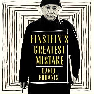 Einstein's Greatest Mistake cover art
