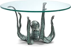 SPI Cast Iron Octopus Table Server/Candleholder