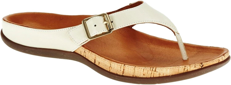 Strive Footwear Alba Buckle, Damen Alba-Schnalle, Marshmellow - Gre  42.5