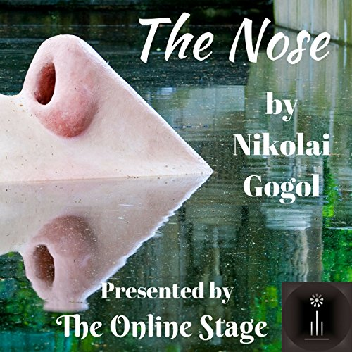 The Nose audiobook cover art