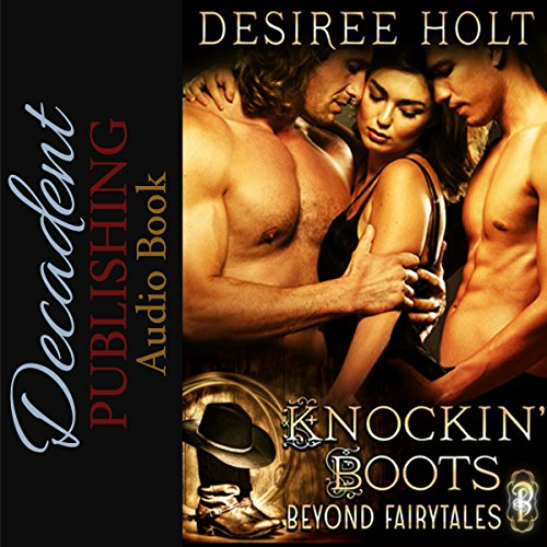 Knockin' Boots (Beyond Fairytales) audiobook cover art