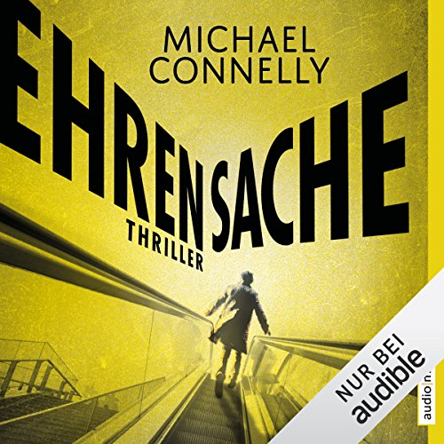 Ehrensache audiobook cover art