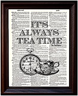 Best mad hatter tea time quotes Reviews