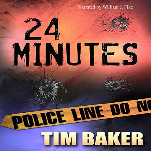 24 Minutes audiobook cover art