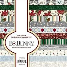 Bo Bunny Tis The Season 6x6 Christmas Paper Pad 20517713 by Bo Bunny
