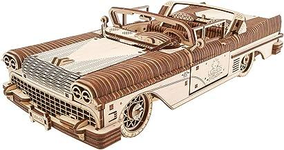 رویای کابریولت VM-05 کیت مدل مکانیکی، پازل چوبی چوبی 3D برای خودمختاری، بهترین هدیه مردان توسط Ugears