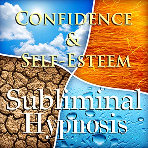 Confidence & Self-Esteem Subliminal Affirmations cover art