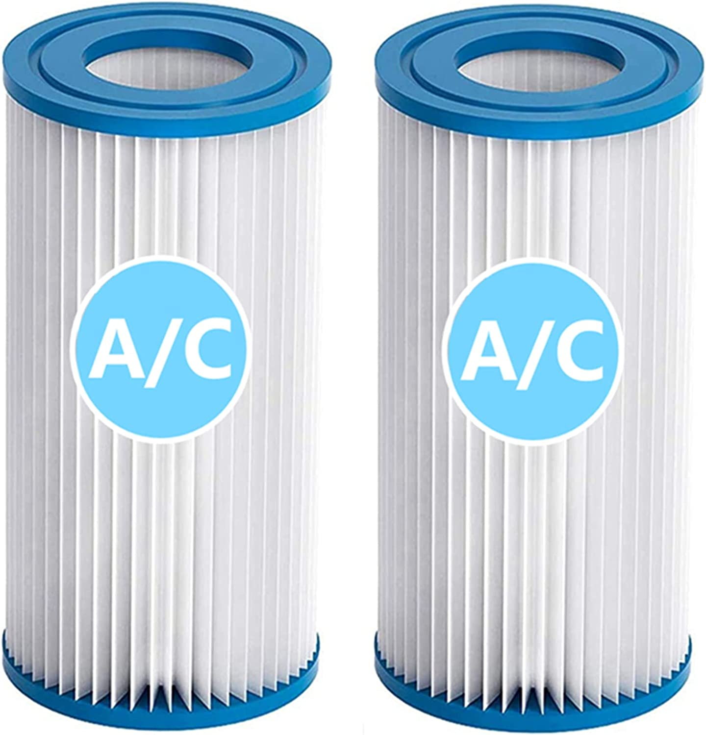 Limited time cheap sale Cicumiu Filter Replacement Cartridge for Intex Bes A C shipfree Type