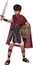 California Costumes Spartan Warrior Costume, One Color, 8-10
