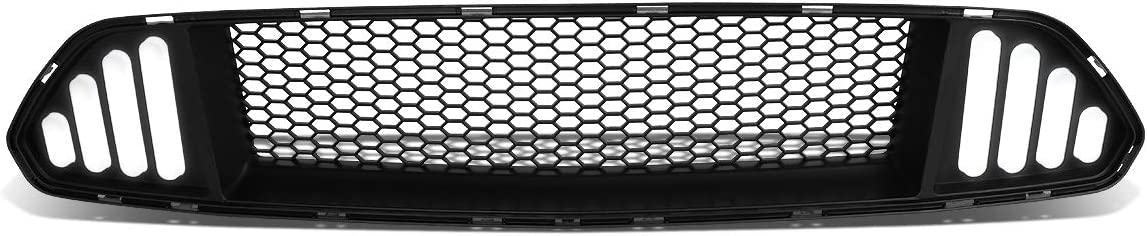 DNA Motoring GRF-FM15-1 Front Bumper D Upper Honeycomb Surprise price We OFFer at cheap prices Badgeless