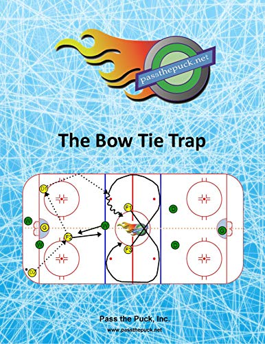 The Bow Tie Trap: Ice Hockey Tactics (English Edition)