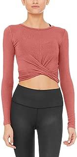 ALO Women's Cover Long Sleeve Top