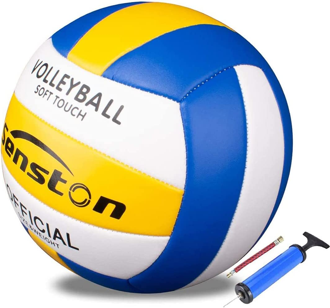 Senston Soft Outlet sale feature Volleyball Free shipping - Waterproof Outdoor Indoor for Pl Beach